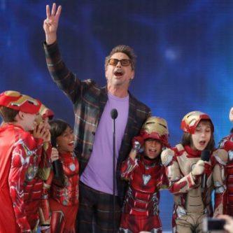 фильмы Disney и Marvel завоевали главные награды Teen Choice